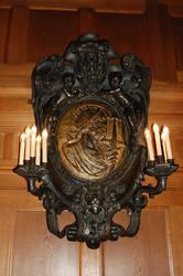 Lamp II by BeltaneFireStock