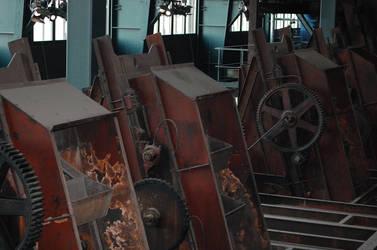 Machinery by BeltaneFireStock