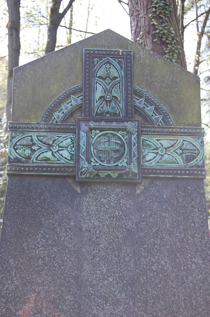 Tombstone by BeltaneFireStock