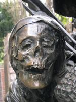 Stock_138: Skeleton Soldier by BeltaneFireStock