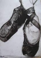 Black Ballet Slippers 3