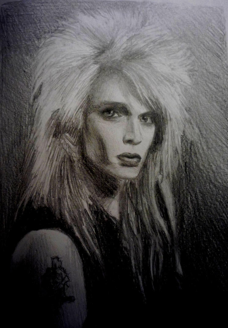 Michael Monroe by aerokay