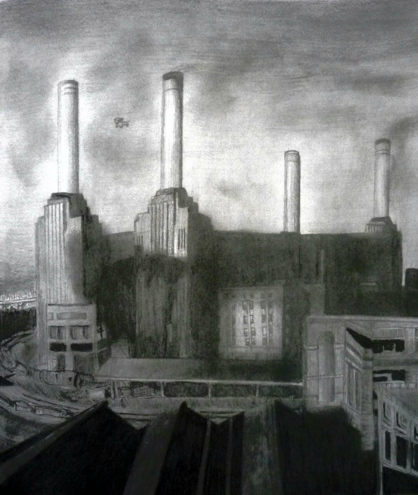 Pink floyd animals - Animals Pink Floyd By Aerokay
