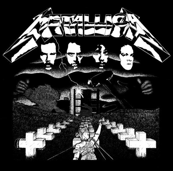 Metallica Collage by aerokay