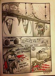 Metal Madness - Pulling Teeth 3 by aerokay