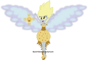 MLP:EG:Friendship Games - Lady Muffin|Vector by CrimSumiC