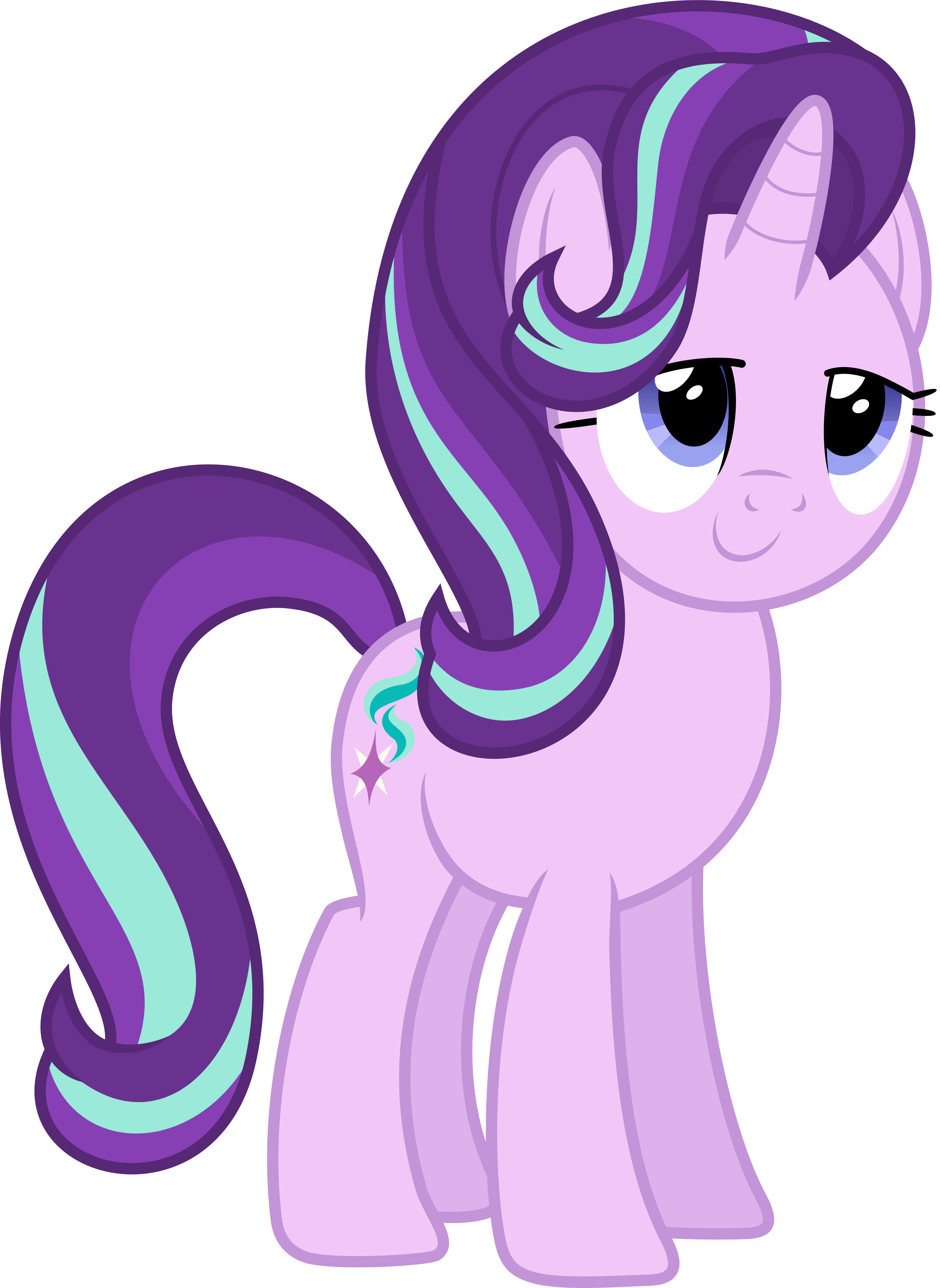 Relaxed Starlight