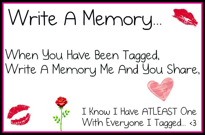 write a memory facebook tag sales