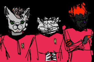 Ash, Smoke, and Ember by leckford