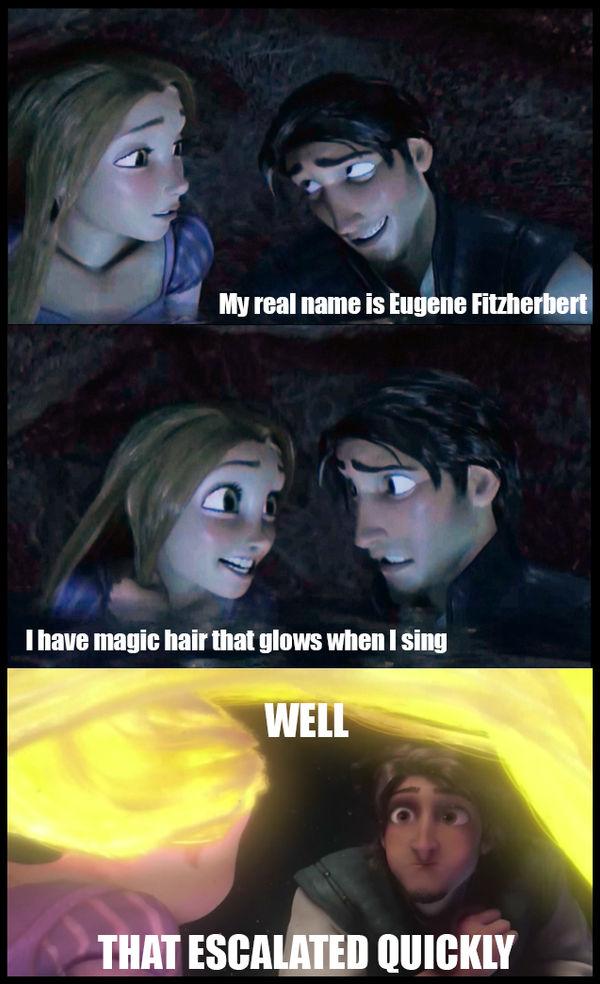 Tangled Meme by CatherineElias