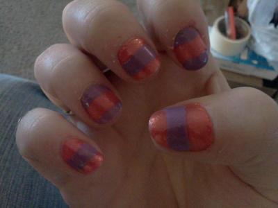 My nail art 28 by tandj