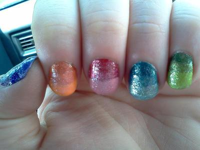 My nail art 29 by tandj