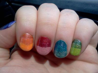 My nail art 32 by tandj