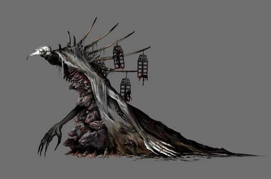 Game Eitr - Boss Concept