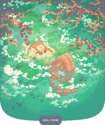 Mer-didnot-may-ke-it[life updates] by Hali-bun
