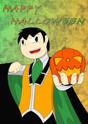 Happy Halloween Time! by SoakMonkey