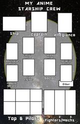 Star Ship Crew meme by SoakMonkey