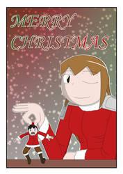 Merry Christmas by SoakMonkey