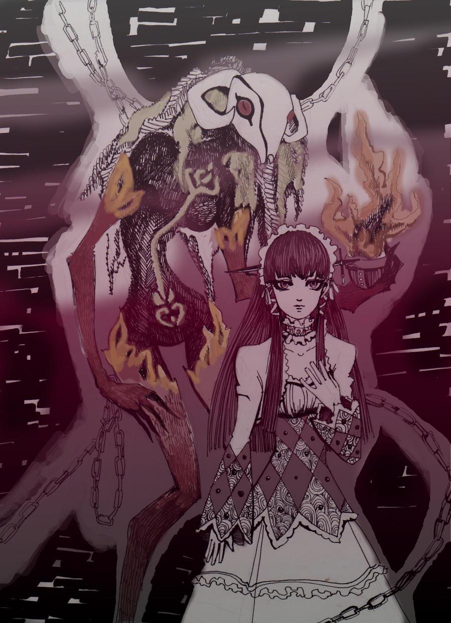 Medea by KaitoEinsam