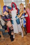 Marvel's girls