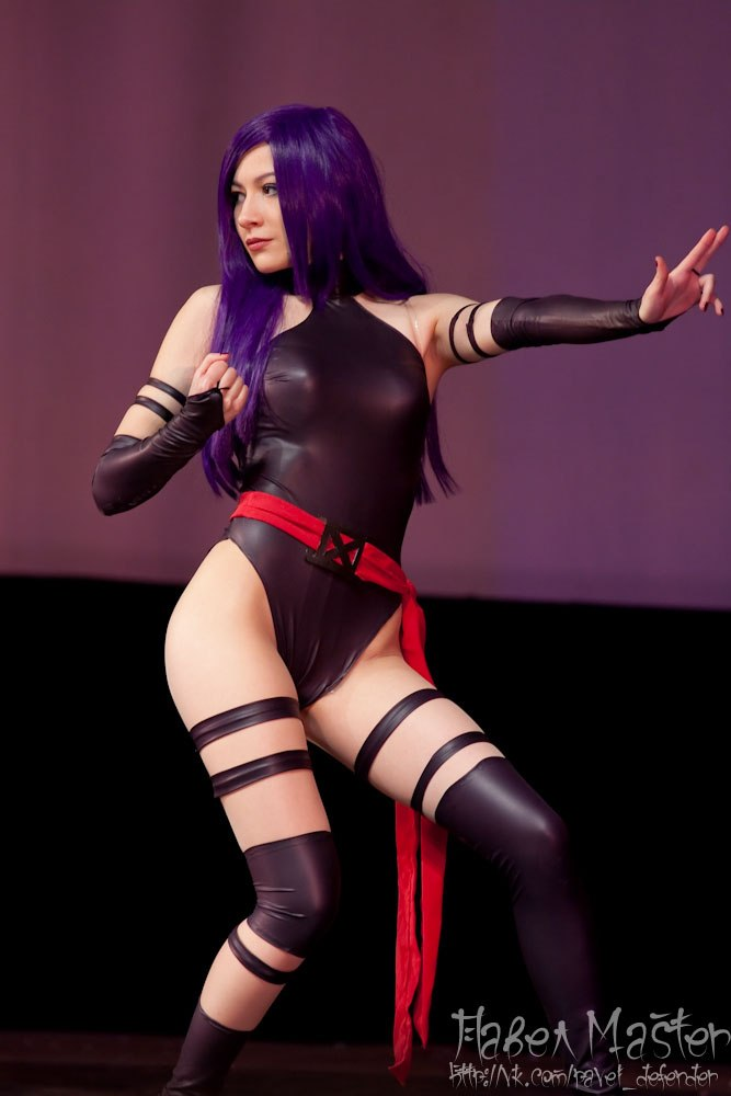 Psylocke by KaitoEinsam