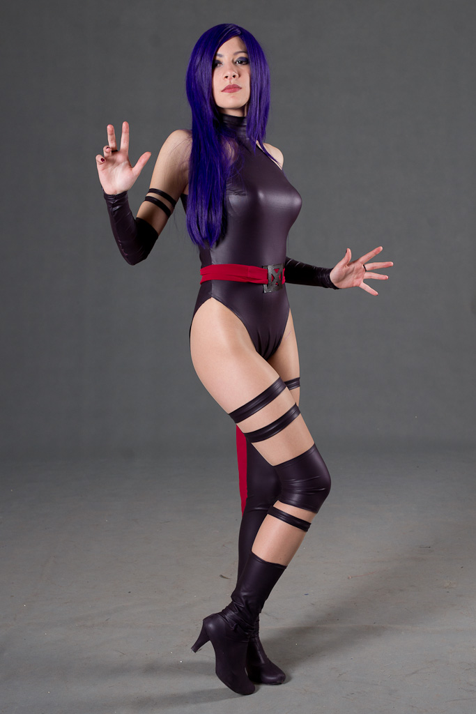 X-men psylocke by KaitoEinsam