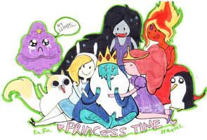 Ice King Dream