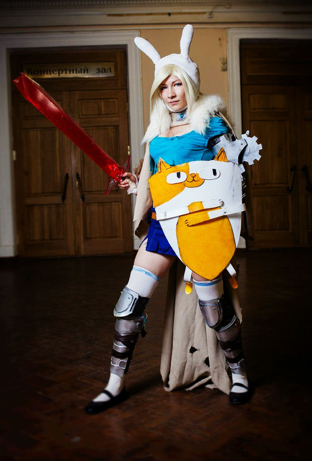 Fionna Chaos costume by KaitoEinsam