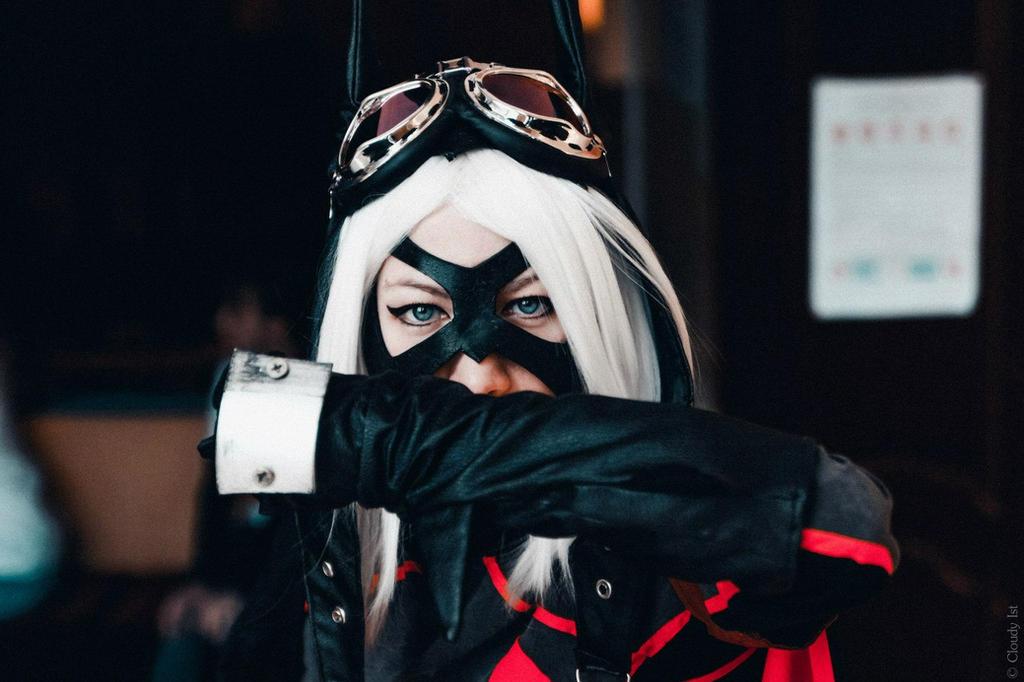 Batgirl by KaitoEinsam