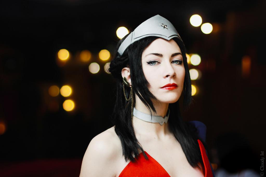 Wonder Woman by KaitoEinsam