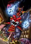 Bishamon - Darkstalker