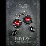 Earrings Tutorial by nixfay