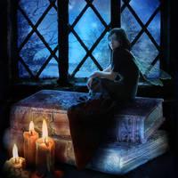 Winter Fairy by Cocodrillo