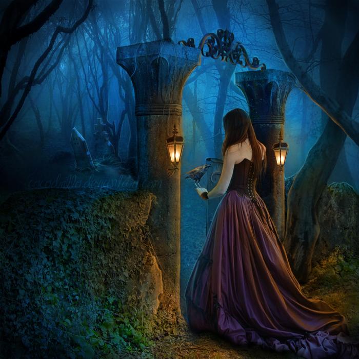 Forgotten Gate by Cocodrillo