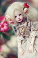 Rose child by Cocodrillo