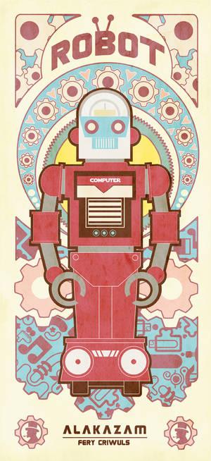 VINTAGE ROBOT SERIES 1