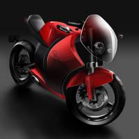 Motorcycle by Carloske