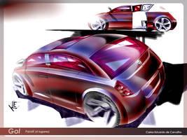 Gol VW by Carloske
