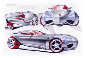 Vauxhall Spitfire by Carloske