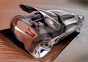 Renault sketch1 by Carloske
