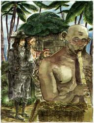iL CORSARO NERO illustration2