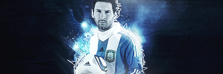 messi by InzaneXart-GFX