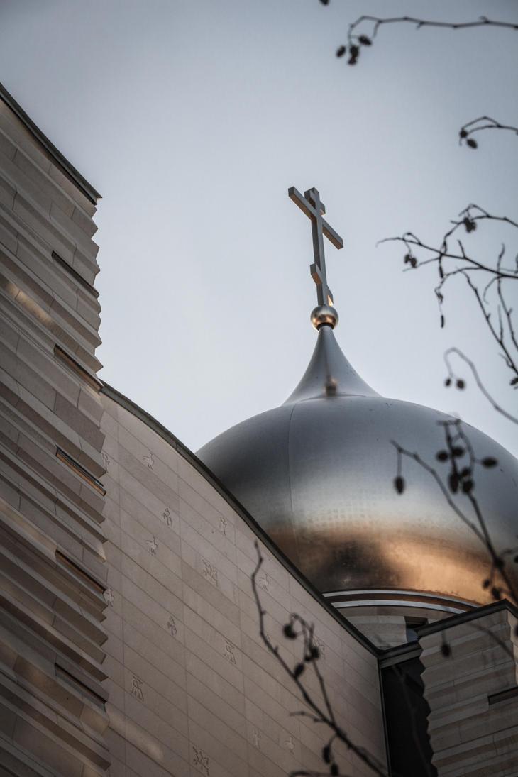 ..: Cathedrale de la Sainte Trinite - Paris -II :. by Mademoiselle-P