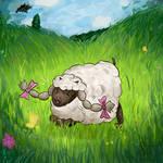Wooloo - Sheep Pokemon