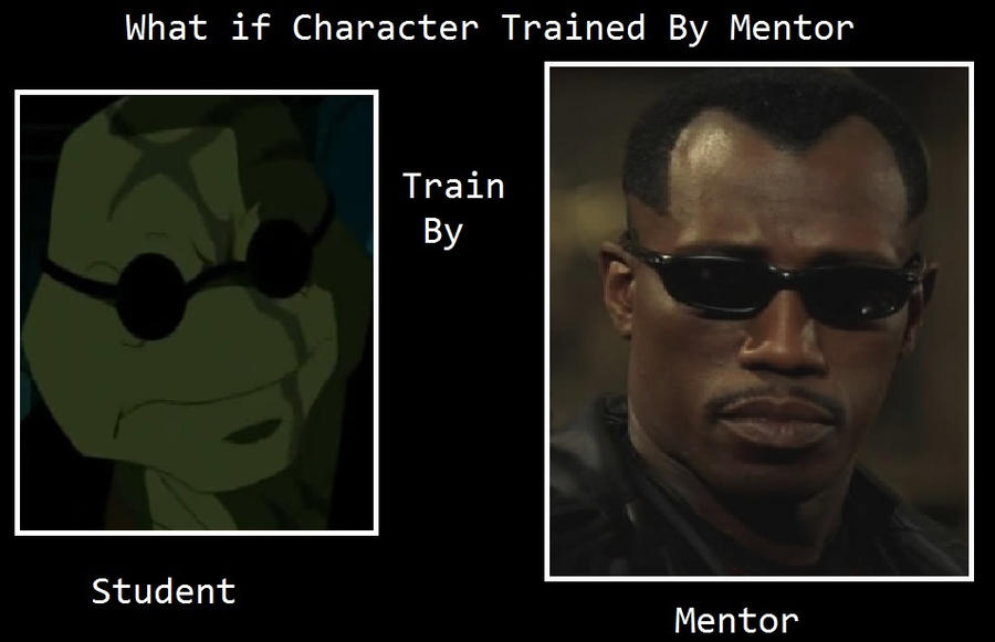 What If Dystopian Leonardo Trained By Blade by yenyangipman