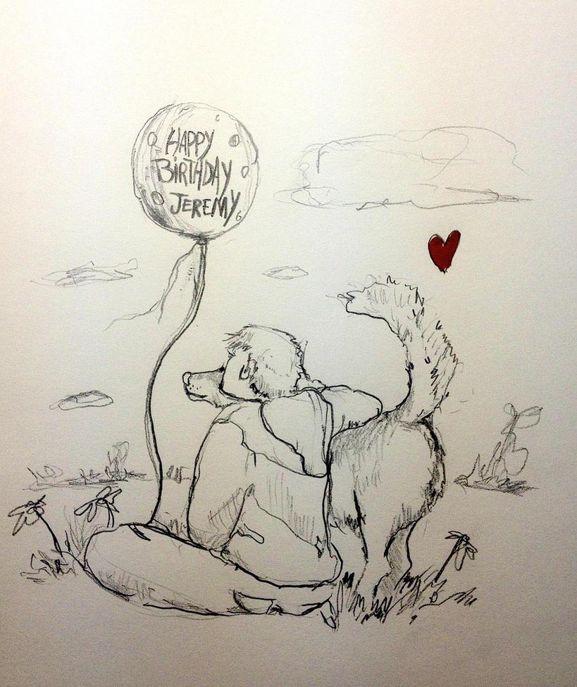 happy birthday by lamelobo