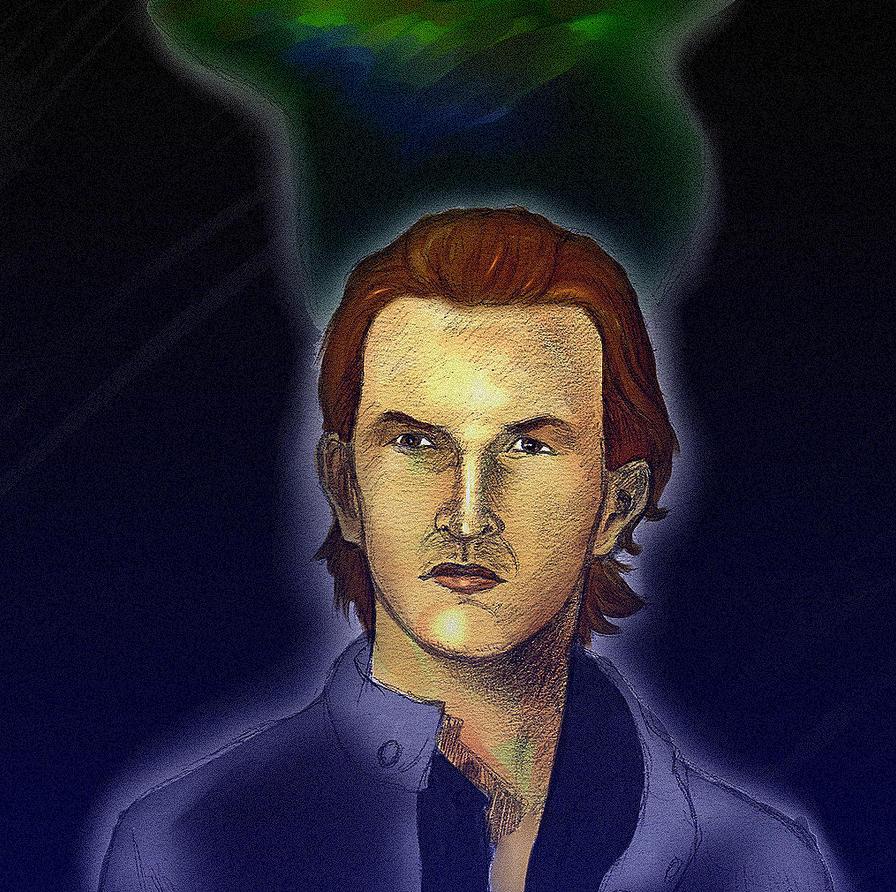 Gabriel (Supernatural) by TommyMcGann