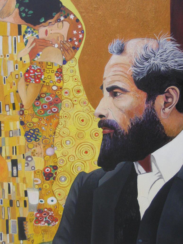 Klimt The Kiss Wallpaper Gustav Klimt.....&quot...
