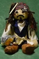 Jack Sparrow by mystic-fae