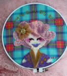Effie Trinket by mystic-fae